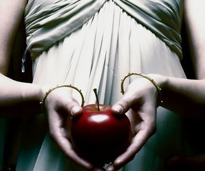apple and forbidden fruit image