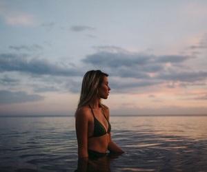 girl, ocean, and tumblr image