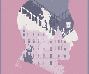 wes anderson and the grand budapest hotel image