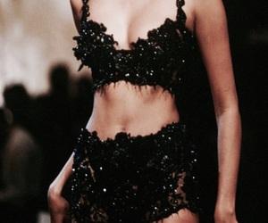 fashion, runway, and luxury image
