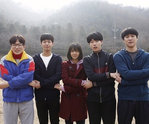 park bogum, reply 1988, and ryu junyeol image