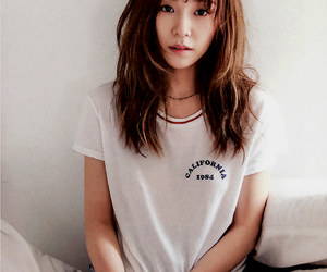 snsd, vocalist, and stephanie young hwang image