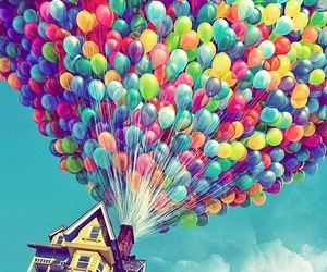 balloons and up image
