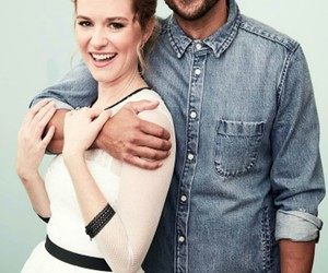 grey's anatomy, japril, and april kepner image