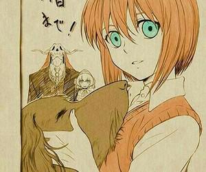 fantasy, magic, and manga image