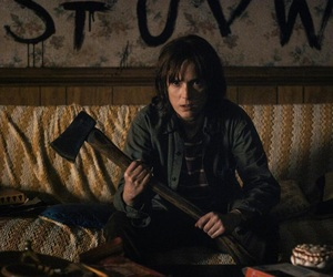stranger things and joyce byers image
