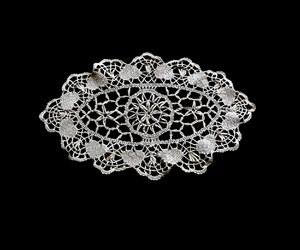 etsy, crochet lace, and vintage linen image