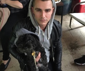 celebs, dogs, and franco image