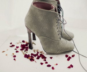 ankle boots, high heels, and platforms image