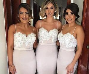 bridesmaid dress, long bridesmaid dresses, and sexy bridesmaid dresses image