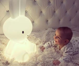 baby, cute, and light image