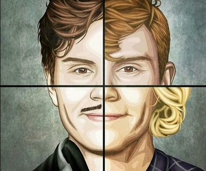 evanpeters, ahs, and americanhorrorstory image
