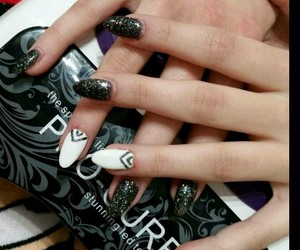 nail art friend love new image