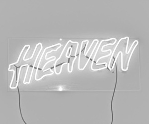 heaven, light, and white image
