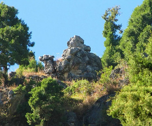 mussoorie, mussoorie attractions, and camels back road image