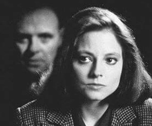 jodie foster, movie, and anthony hopkins image