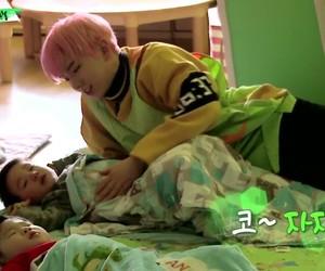 babies, i.m, and kihyun image