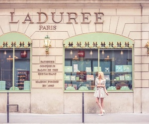 beauty, fashion, and france image