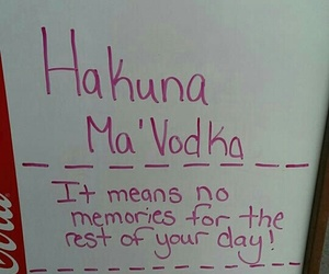 funny and vodka image