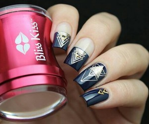 design, nails, and ideas image