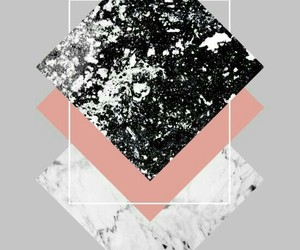 wallpaper, marble, and black image