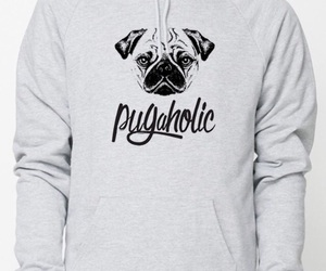 animals, pugs not drugs, and righteous hound image
