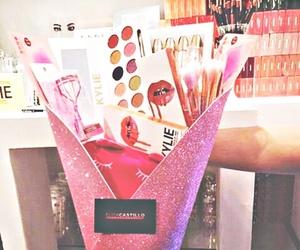fashion, kit, and makeup image