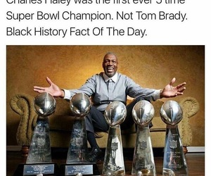 football, super bowl, and black history month image