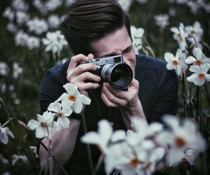 flowers, travel, and white image