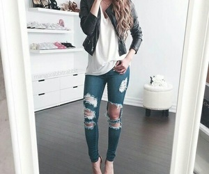 clothing, shirt, and shoes image