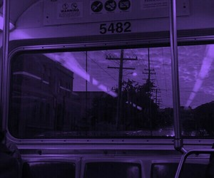 aesthetic, purple, and tumblr image