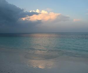 beach, méxico, and cancún image