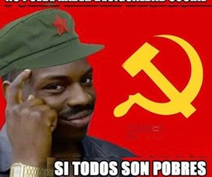comunismo, spanish, and cuba image