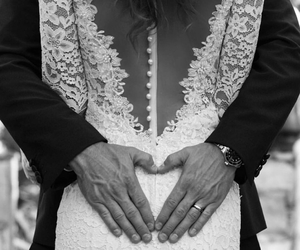 classy, dress, and love image