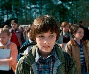 stranger things, season 2, and will byers image