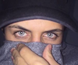 eyes, luxury, and dark ghetto image