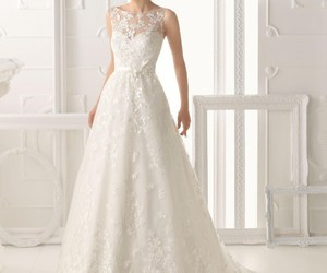 dresses and cute celebrity wedding image