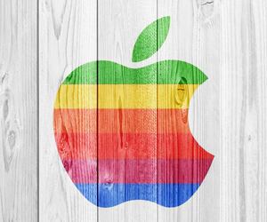 apple, iphone 5, and iphone 5 wallpaper image