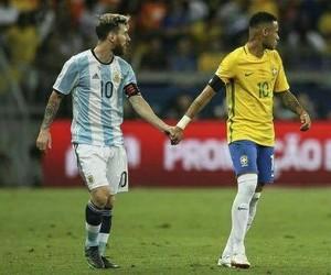 messi, neymar, and 10 image
