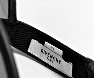 Givenchy, black and white, and style image