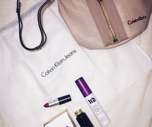 bag, bags, and Calvin Klein image