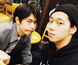 k-pop, youjin, and inseong image