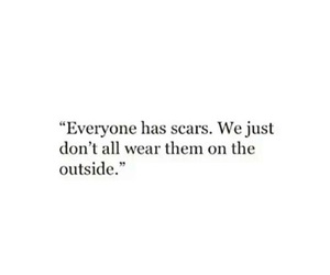 quotes and scars image