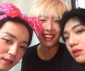 lee gwangmin, jung sungmin, and jung gwangmin image
