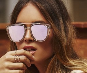 french, quay, and sunnies image