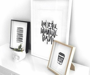 quotes, white, and interior image