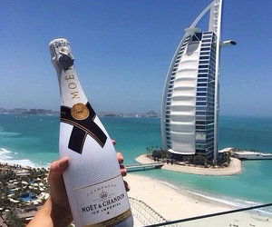 Dubai, summer, and luxury image