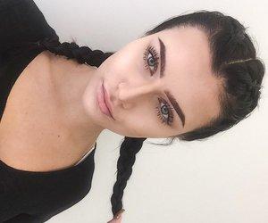 girls, icons, and make up image
