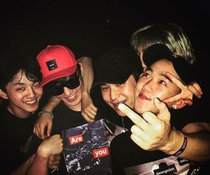 lee gwangmin, jung sungmin, and minsik kwon image