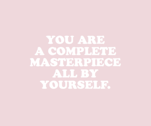 quotes and masterpiece image